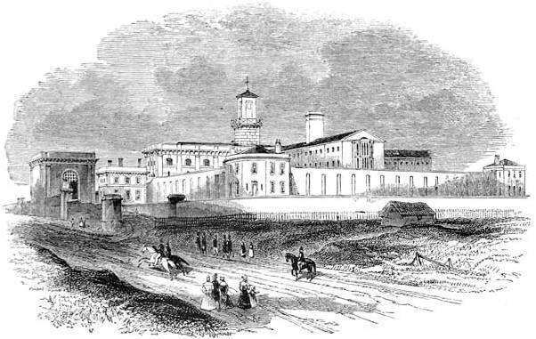 pentonville 1850s