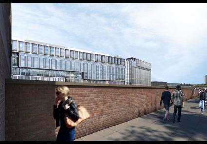 Google's original plan for its new HQ in King's Cross were lambasted as being 'boring' by the local community