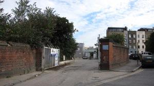 noisy Cemex plant Rufford Street