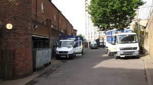 noisy council depot outram place