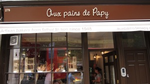 Aux pains de papy grays inn road kings cross