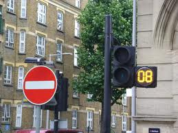 count down crossing