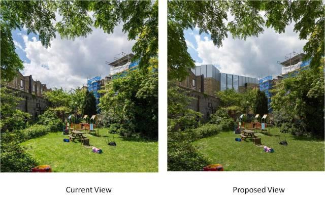 iop gardens view