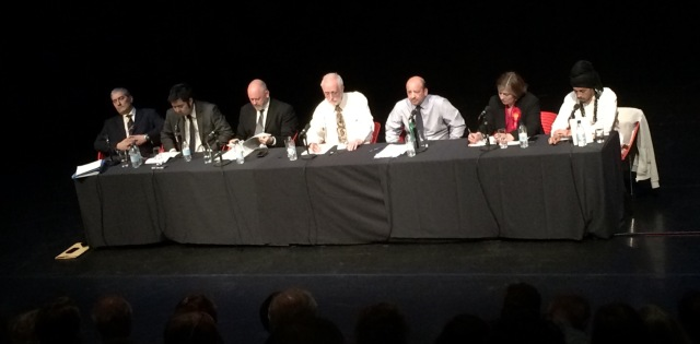 islington south and finsbury hustings