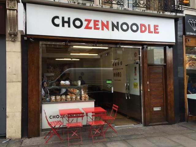 chozen noodle pirate books