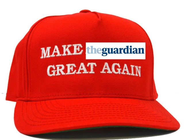 trump hat guardian